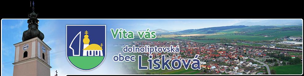 Obec Lisková
